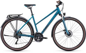 Cube Nature EXC Allroad blue´n´blue