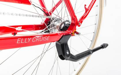 Detail image of Cube Elly Cruise red´n´white 2017 (8)