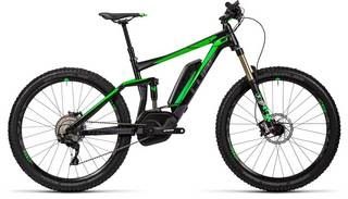 Big bike image of stereo hybrid 140 hpa Race 500 27.5