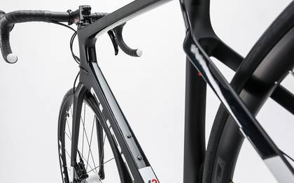 Detail image of Cube Agree C:62 Disc carbon´n´white 2017 (4)