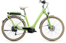 CUBE Elly Ride Hybrid 500 green´n´white 2017
