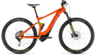 CUBE Stereo Hybrid 120 Race 500 orange´n´green 2019