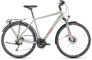 CUBE Touring EXC grey´n´orange 2019