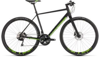 CUBE SL Road Race black´n´green 2019