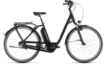 CUBE Town Hybrid Pro RT 500 black´n´grey 2018