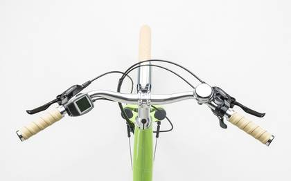 Detail image of Cube Elly Ride Hybrid 400 green´n´white 2017 (1)