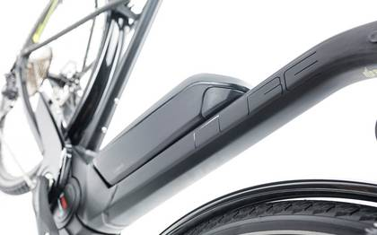 Detail image of Cube Touring Hybrid Exc 500 black´n´lime 2017 (13)