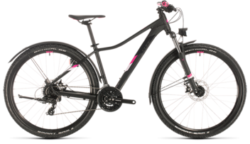 CUBE Access WS Allroad black´n´berry 2020