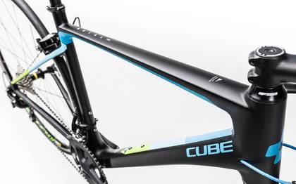 Detail image of Cube Axial WLS GTC Pro carbon´n´blue 2017 (2)