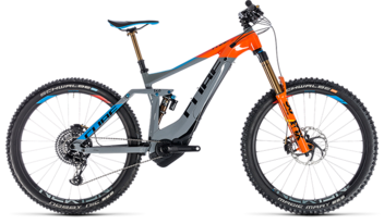 CUBE Stereo Hybrid 160 Action Team 500 27.5 actionteam 2018
