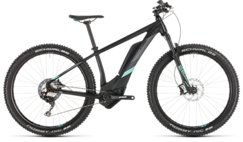 CUBE Access Hybrid Race 500 black´n´mint 2019