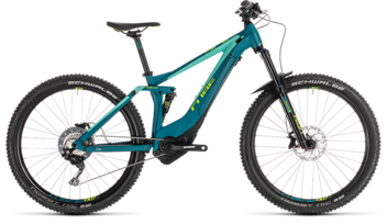 CUBE Sting Hybrid 140 Race 500 27.5 pinetree´n´green 2019