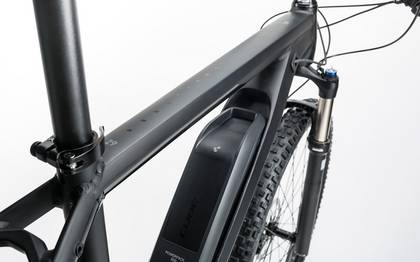 Detail image of Cube Reaction Hybrid HPA SL 500 black´n´glossy 2017 (4)
