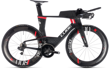 CUBE Aerium C:68 SLT High carbon´n´red 2018