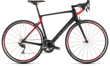 CUBE Agree C:62 Pro carbon´n´red 2019