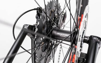 Detail image of Cube LTD Pro 2x blackline 2017 (11)
