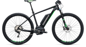 CUBE Elite Hybrid C:62 SL 500 29 carbon´n´flashgreen 2017