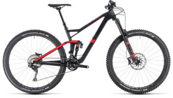 CUBE Stereo 150 C:62 Race 29 carbon´n´red 2019