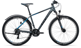 CUBE Aim Allroad 27.5 darkgrey´n´blue 2017