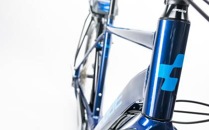 Detail image of Cube Touring Hybrid Pro 500 blue´n´blue 2017 (5)