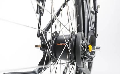 Detail image of Cube Town Pro black 2017 (13)