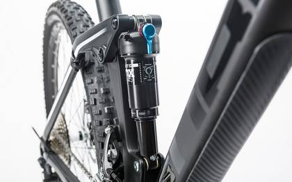 Detail image of Cube Stereo 120 HPC Race carbon´n´white 2017 (10)