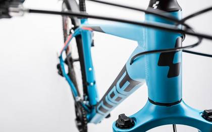 Detail image of Cube Aim Allroad 27.5 blue´n´flashorange 2017 (8)