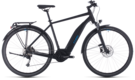 CUBE Touring Hybrid ONE 400 black´n´blue 2020