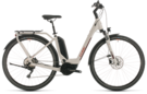 CUBE Touring Hybrid Pro 500 grey´n´red 2020