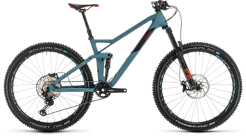 CUBE Stereo 140 HPC Race 27.5 bluegrey´n´red 2020