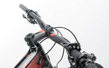 Detail image of Cube Stereo 120 HPC SL carbon´n´red 2017 (13)