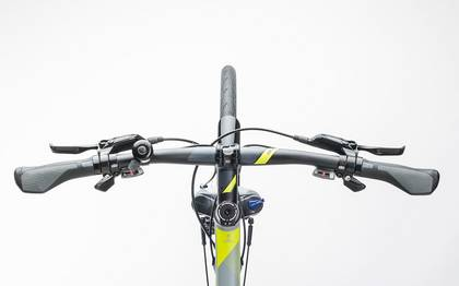 Detail image of Cube Touring Exc grey´n´lime 2017 (1)