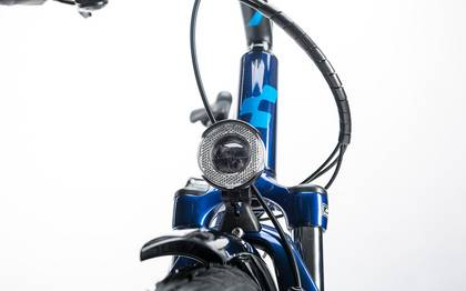 Detail image of Cube Touring Hybrid Pro 500 blue´n´blue 2017 (11)