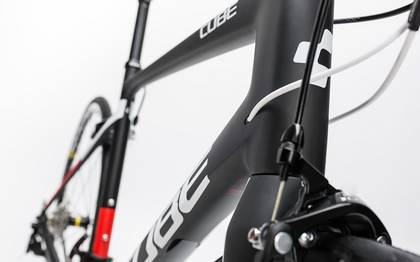 Detail image of Cube Attain GTC carbon´n´red 2017 (6)