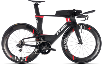 CUBE Aerium C:68 SLT Low carbon´n´red 2018
