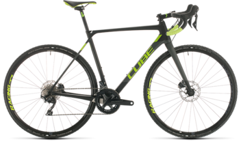 CUBE Cross Race C:62 Pro carbon´n´green 2020