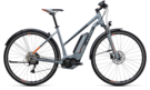 Cube Cross Hybrid ONE Allroad 400 grey´n´orange 2017