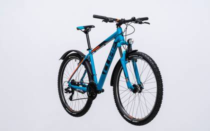 Detail image of Cube Aim Allroad 27.5 blue´n´flashorange 2017 (3)