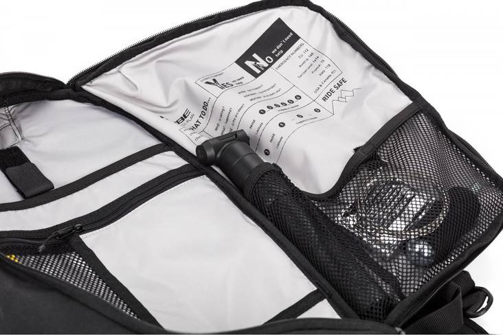 CUBE Backpack PURE 4RACE