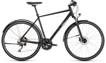 CUBE Nature EXC Allroad black´n´grey 2019