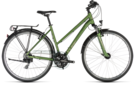 CUBE Touring green´n´silver 2019