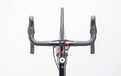 Detail image of Cube Attain Race black´n´red 2017 (1)