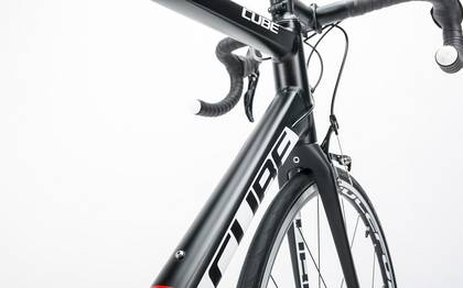 Detail image of Cube Attain Race black´n´red 2017 (4)