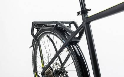 Detail image of Cube Touring Hybrid Exc 500 black´n´lime 2017 (7)
