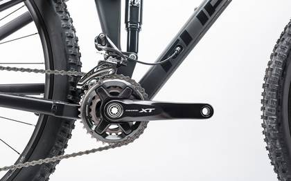 Detail image of Cube Stereo 120 HPC Race carbon´n´white 2017 (8)