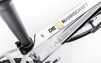 """Detail image of Cube Analog DFB Edition """"Die Mannschaft"""" 2017 (10)"""