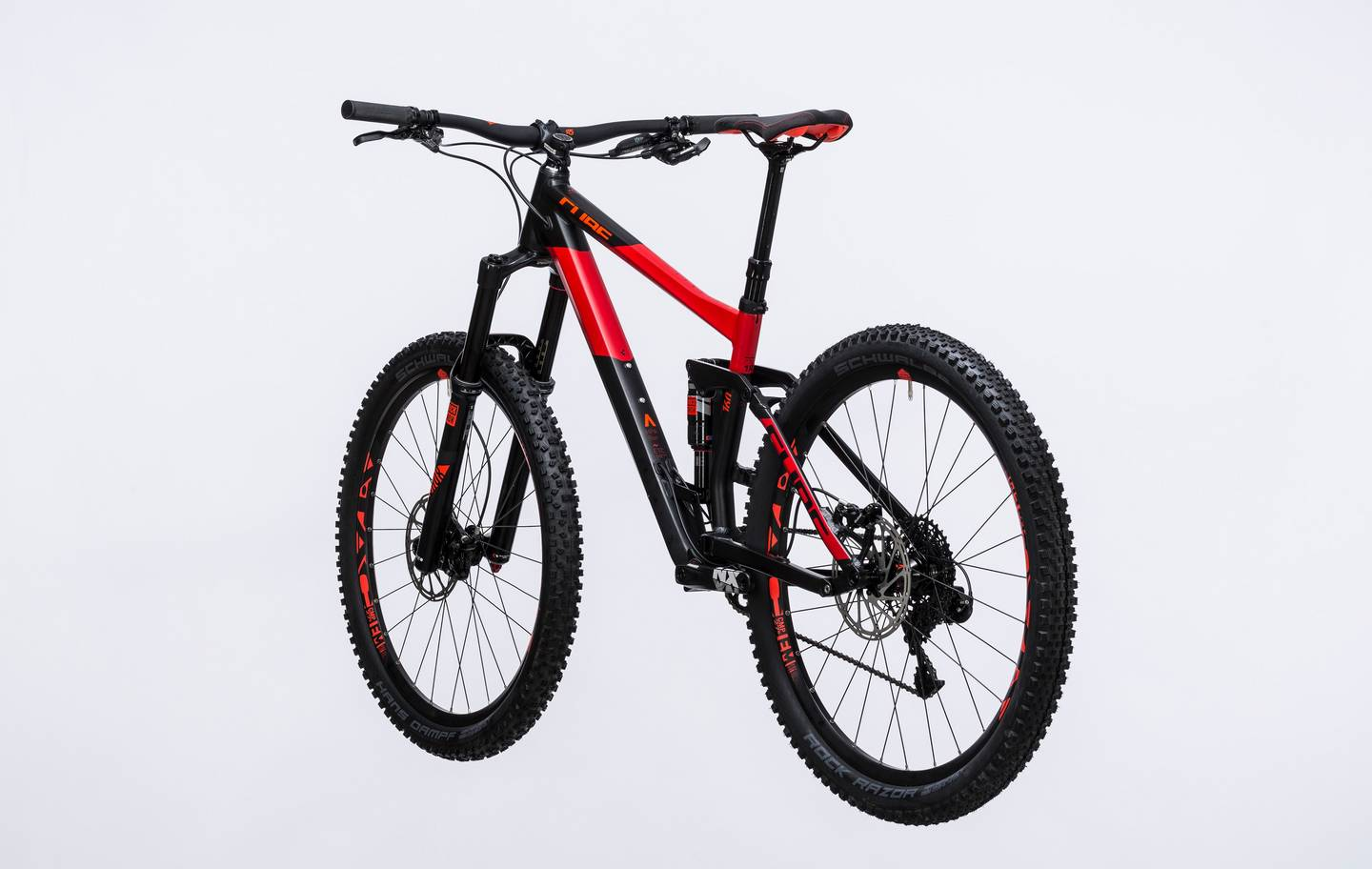 Cube Stereo 160 Hpa Race 27 5 Black N Red 2017