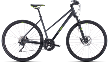 CUBE Cross Pro iridium´n´green 2020