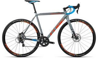 Big bike image of cross race SL
