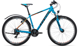 CUBE Aim Allroad 27.5 blue´n´flashorange 2017